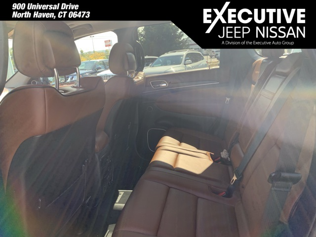 Certified Pre-Owned 2016 Jeep Grand Cherokee Summit