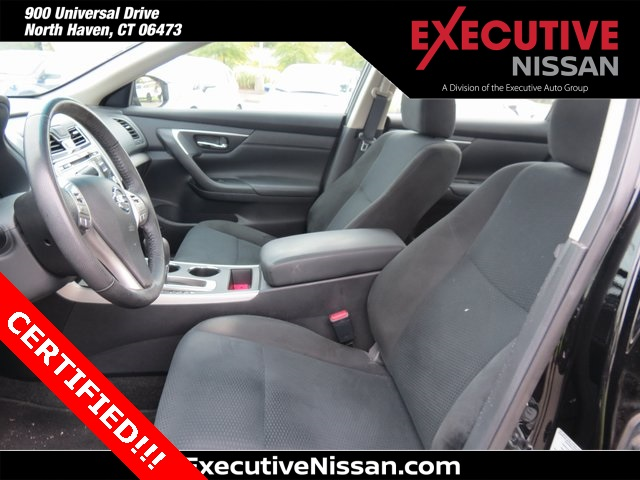 Certified Pre-Owned 2015 Nissan Altima 2.5 SV