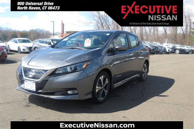 New 2019 Nissan Leaf Sv 4d Hatchback In North Haven 190674