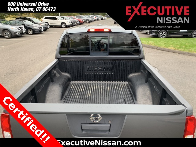 Certified Pre-Owned 2016 Nissan Frontier SV