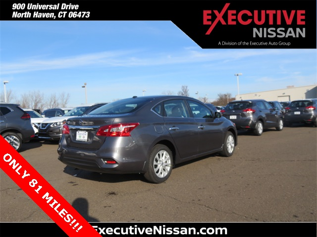 Certified Pre-Owned 2019 Nissan Sentra SV