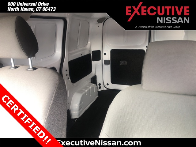 Certified Pre-Owned 2019 Nissan NV200 S