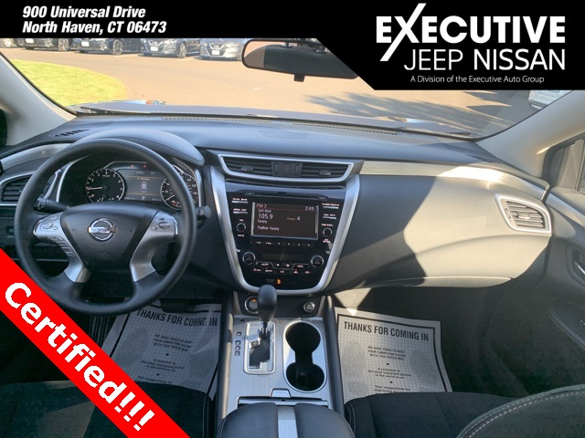 Certified Pre-Owned 2016 Nissan Murano S