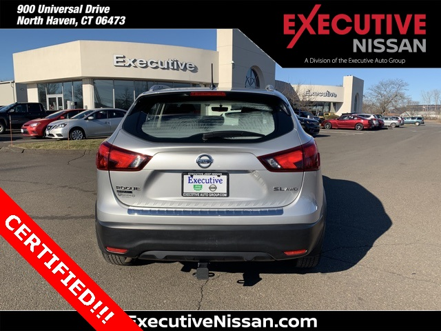 Certified Pre-Owned 2017 Nissan Rogue Sport SL