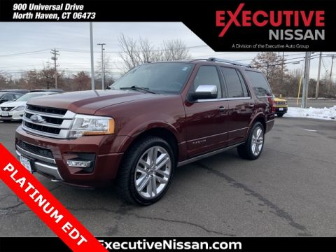 Pre-Owned 2017 Ford Expedition Platinum