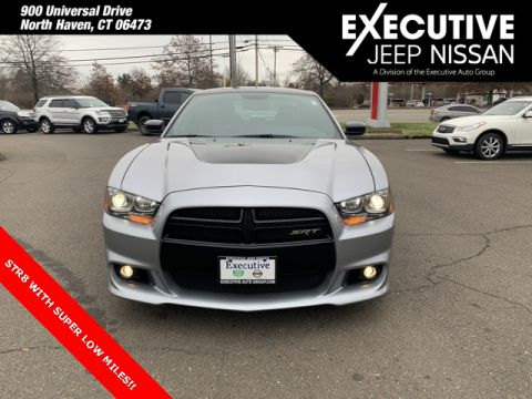 Pre-Owned 2013 Dodge Charger SRT8