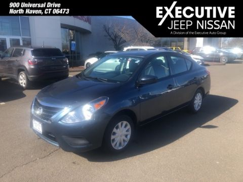 Certified Pre-Owned 2016 Nissan Versa 1.6 S